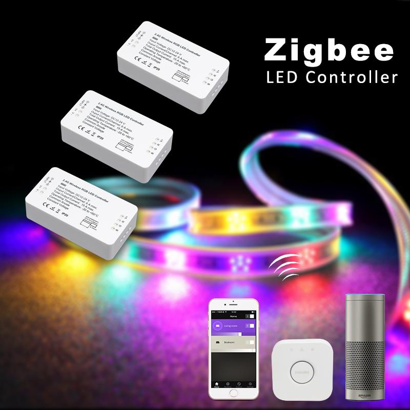 Zigbee Rgb Cct Controller Lad Os Konstruere Dit Smart